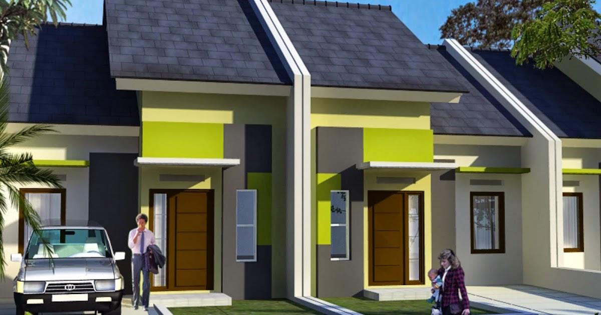 berapa ukuran rumah type 36 2 lantai dan type 21 yang
