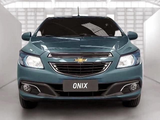 Novo Onix 2014 preço consumo