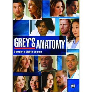 Grey's Anatomy Season 8 Release Date DVD