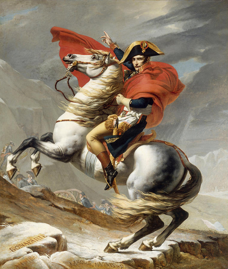 napoleon bonaparte and the french revolution The french people grew restless for change to force reforms on the government sensing the changing tide of power, napoleon bonaparte the monarchs of europe looked on in horror as revolution threatened to topple the greatest monarchy on the continent.