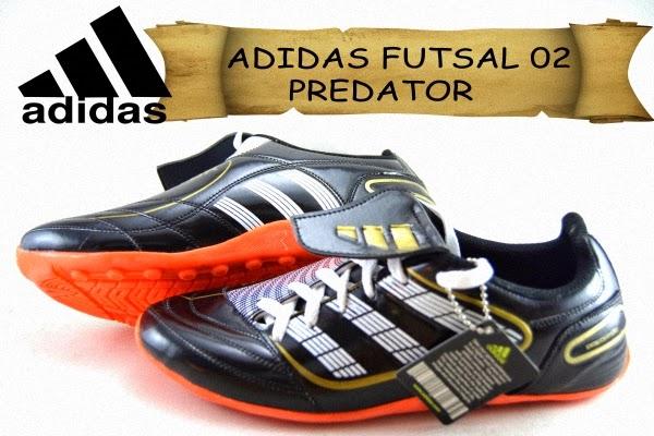 Sepatu Futsal  Sepatu Futsal Adidas Predator 02