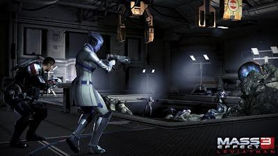 Mass Effect 3 Leviathan DLC-RELOADED