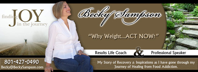 Becky Sampson's Weight Loss Inspirations