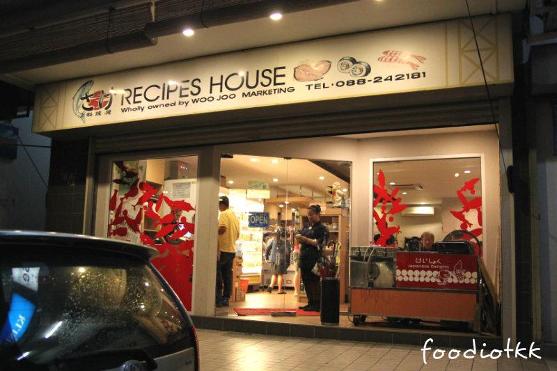 foodiot kk your food idiot s guide in kota kinabalu recipes house japanese cafe damai plaza