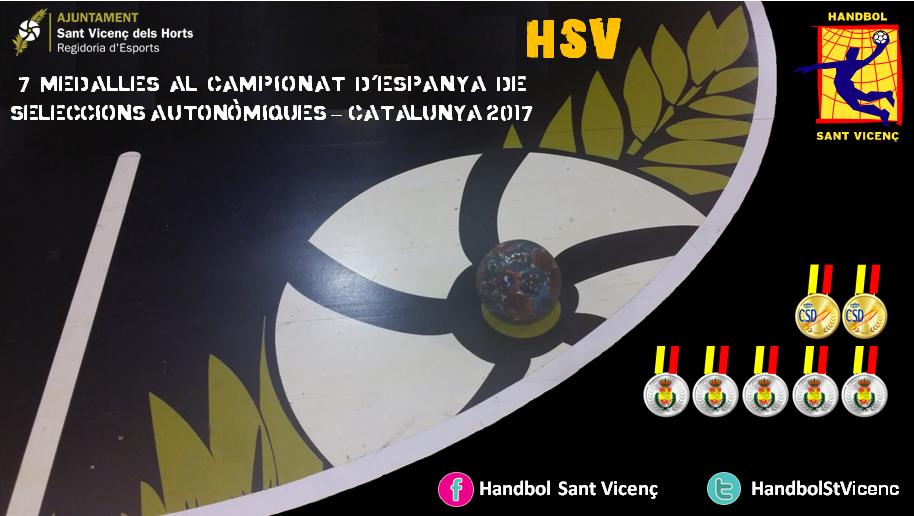 Club Handbol Sant Vicenç