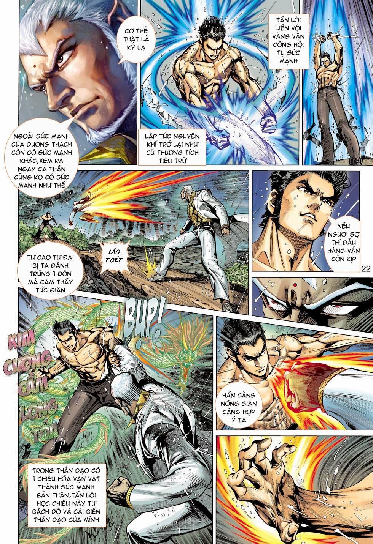 Thần Binh 4 chap 26 - Trang 23