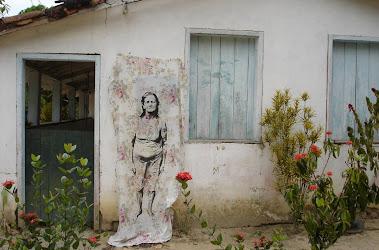 Nazaré do Mocajuba - 'Branca no Jardim'