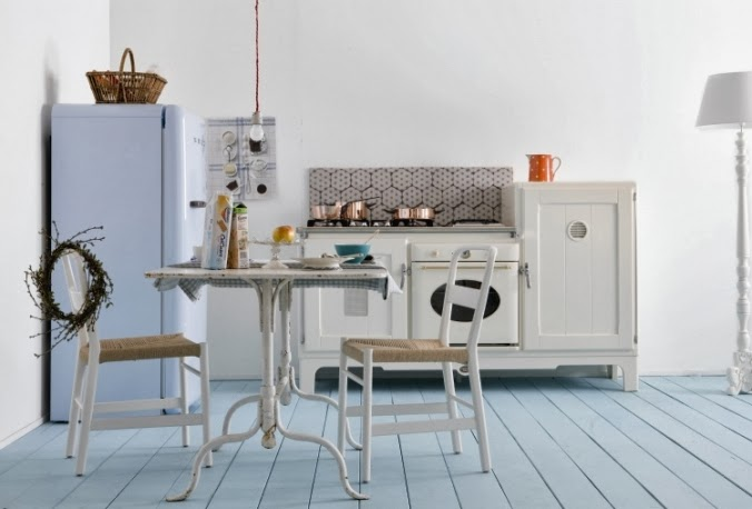 archcook: Cucina stilosa? Si può! Dettagli anni '50-'60