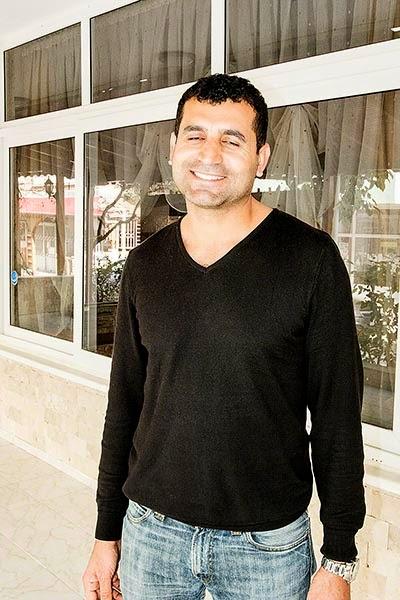 Mehmet Shirin, Kizkalesi