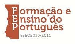 BLOG - FEP (Formação e Ensino do Português)