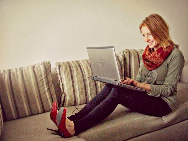 sylwia czubaj eco manufaktura praca jako bloger