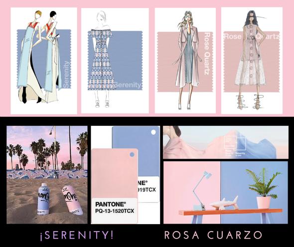 color ano 2016 primavera verano moda pantone