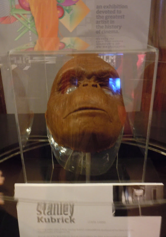 2001 Space Odyssey ape mask