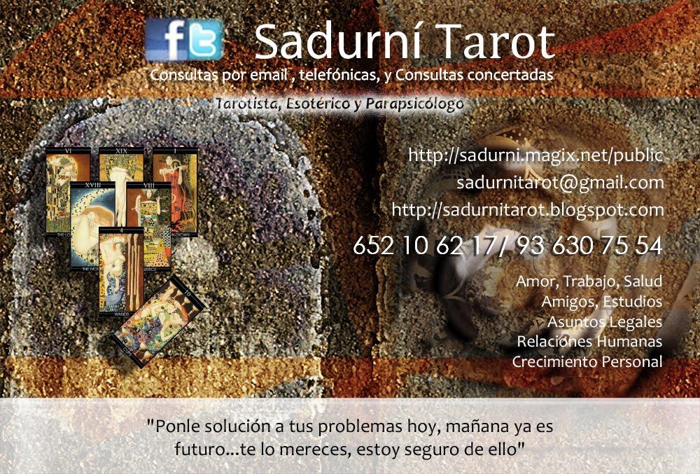 Sadurní Tarot