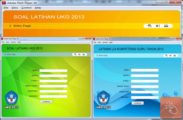 Download Soal Latihan UKG dan Aplikasi Simulasi Soal UKG