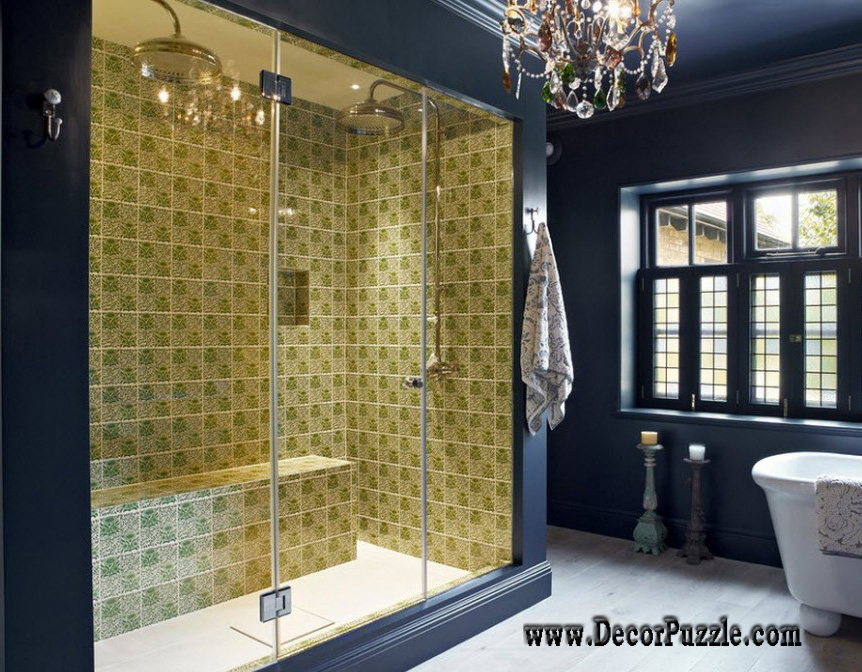 Top Shower Tile Ideas And Designs To Tiling A Shower - Images of bathroom showers for bathroom decor ideas