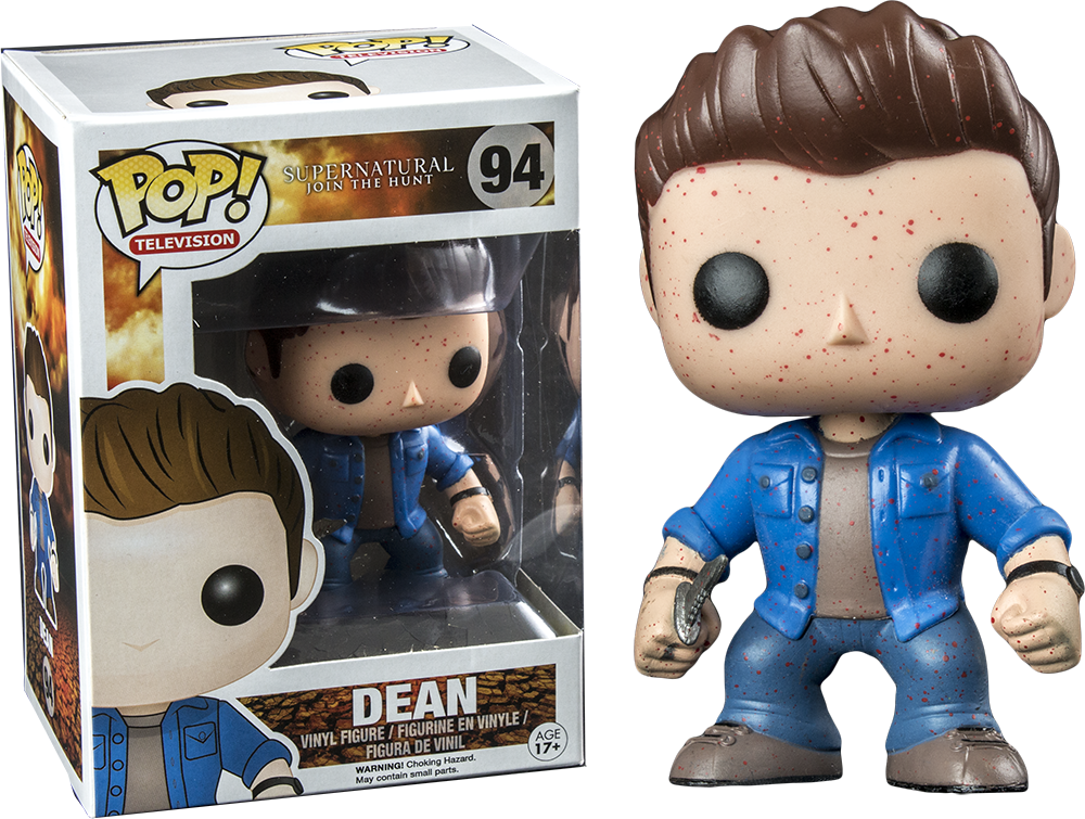 Funko Pop! Blood Splatter Dean Supernatural