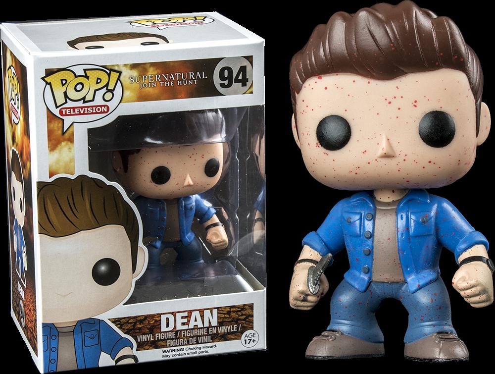 Funko Pop! Blood Splatter Dean Supernatural