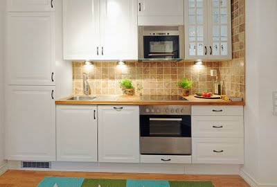Dondehogar juguemos a dise ar la cocina by dondehogar - Colgar microondas cocina ...
