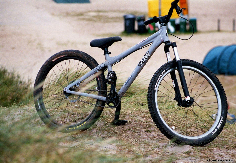 Dirt Jump Mountain Bikes