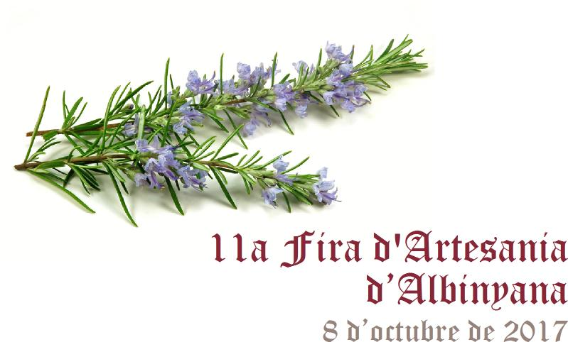 FIRA ARTESANIA ALBINYANA