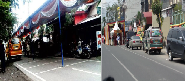 Nah Lho, Bikin Hajatan Dan Nutup Jalan Umum, Ganggu Gak Sih?