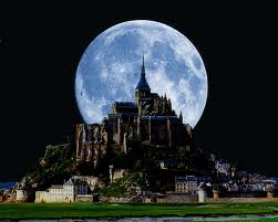Night Brief History of Mont Saint-Michel