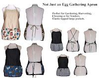 New Egg Gathering apron Style