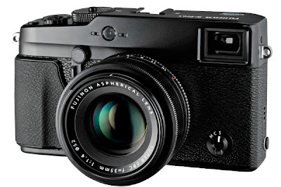 Fotografia della Fujifilm X-Pro1