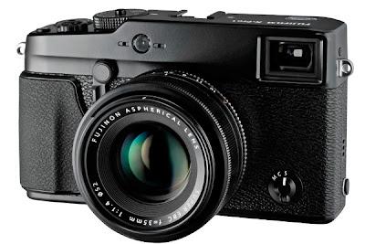 Fotografia della Fujifilm X-Pro1
