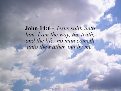 John 14 6 I am the Way