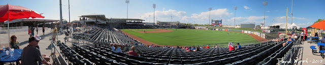 Surprise Arizona, baseball stadium, minor league, spring training