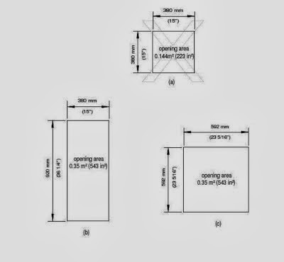 Capitall window and door blog egress requirements in canada for Bedroom window egress requirements
