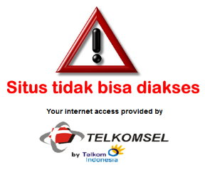 web+yang+diblokir Cara Membuka Situs Yang Diblokir Telkom, Telkomsel
