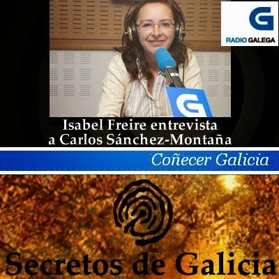 Entrevista en la Radio Galega