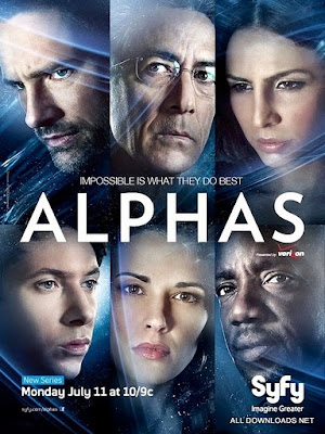 Baixar Alphas 1ª Temporada Dublado