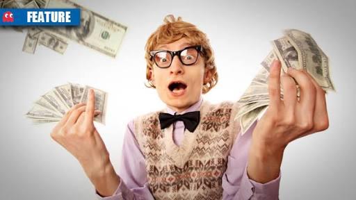 tips jitu menjadi sukses kaya raya dengan hanya bermain game online