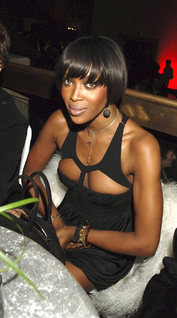 Naomi Campbell Acquires Weird New House As Birthday