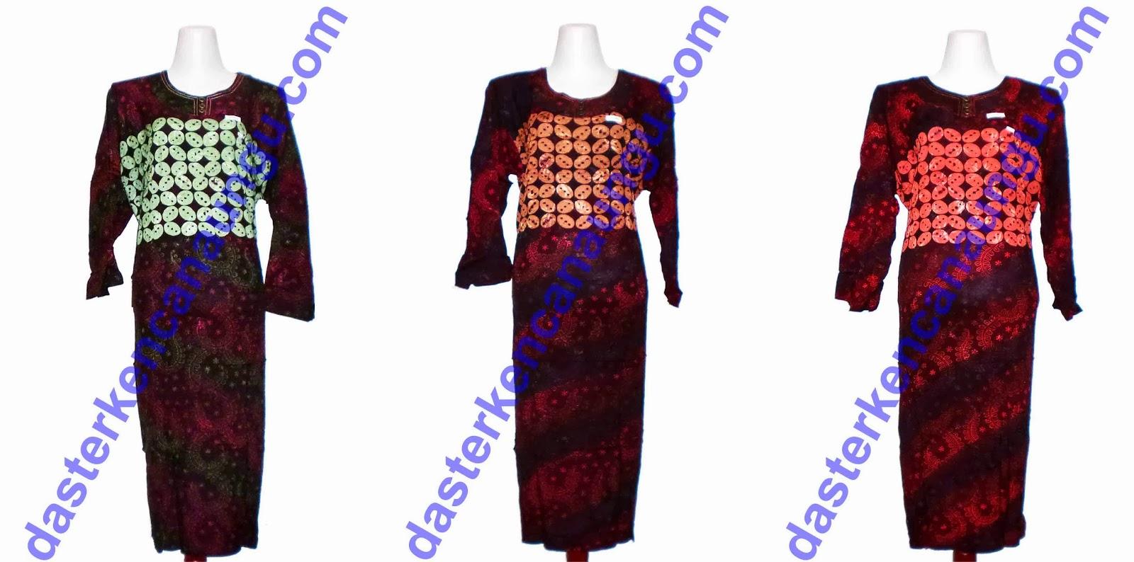 Jual Daster Kencana Ungu Online Batik Ldh Doby Jumbo Label Biru