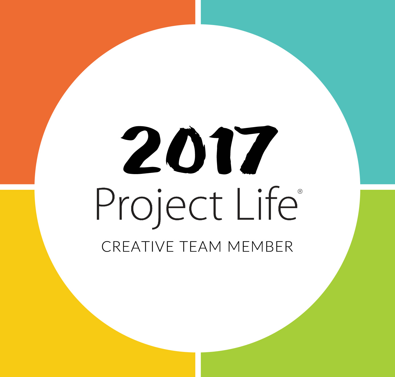 2017 Project Life Creative Team Member