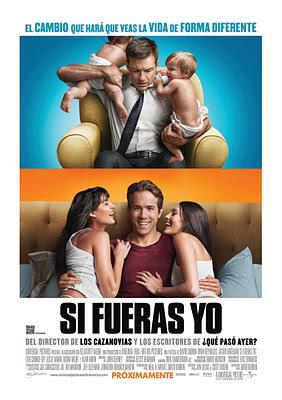 Película SI FUERAS YO [Un link] [Español]
