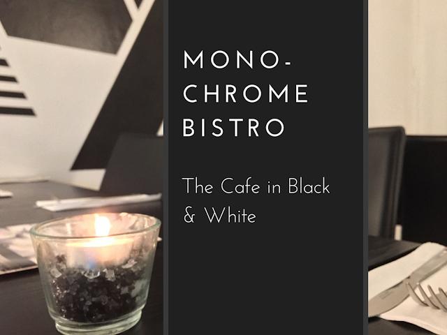 Monochrome Bistro - Singapore Cafes