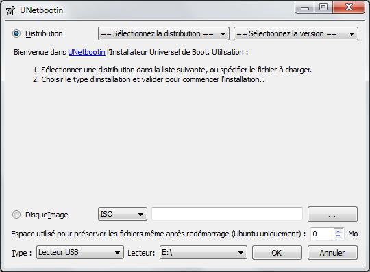 Tuto cr er une cl usb d installation de debian partir d une image iso - Logiciel amenagement exterieur a partir d une photo ...