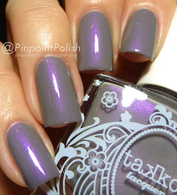Muse, Takko Lacquer, swatch