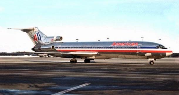 Boeing 727-223 em 2003