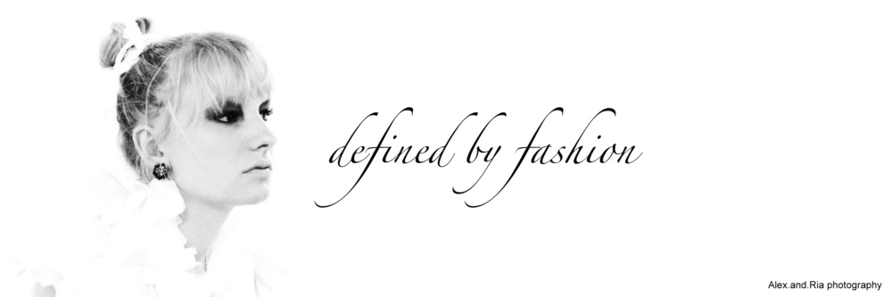 Defined by Fashion