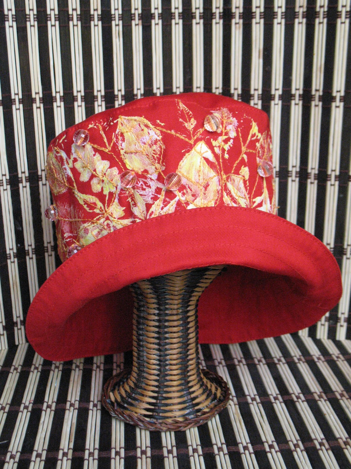 Сшить шляпу для лета 21