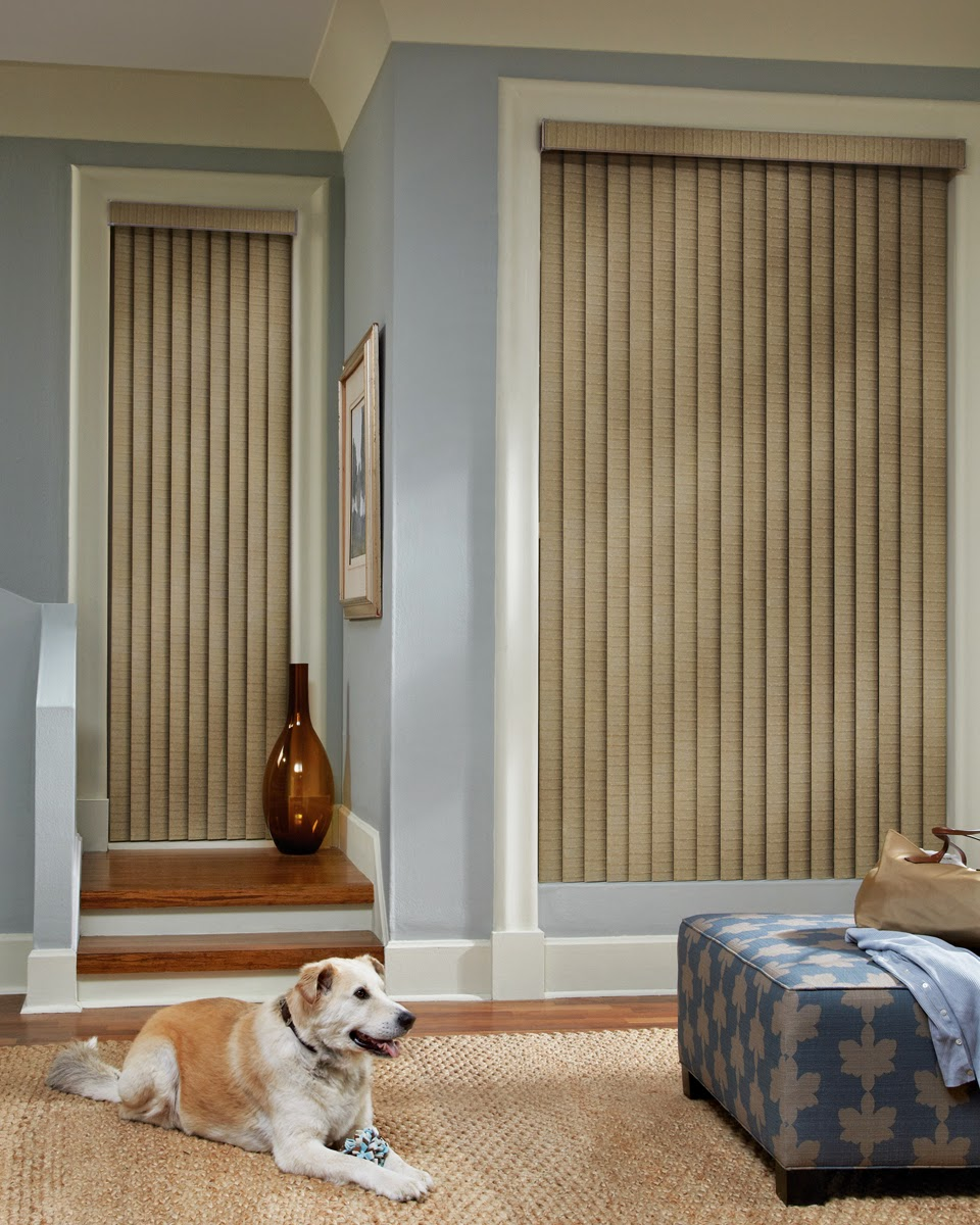 Graber vertical blinds fabric sheer vinyl - Graber Vertical Blinds Are Perfect For Patio Doors And Large Windows Selecting A Bold Color Or Pairing The Existing Decor Will Surely Make A Statement