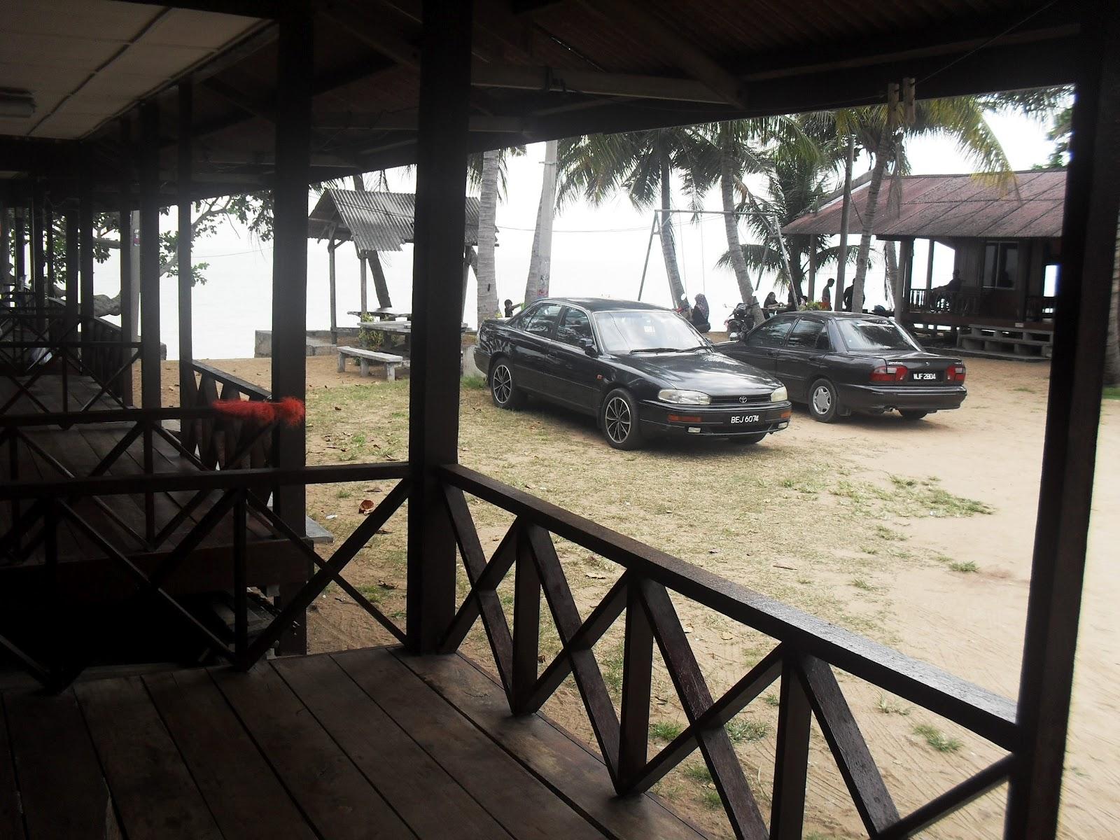 Chalet Hj Mahawa Pengkalan Balak Melaka Galeri