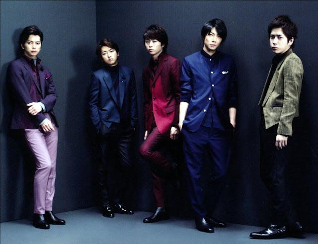Arashi-嵐-Intergalactic-歌詞-lyrics